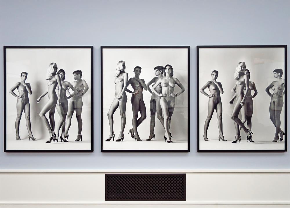 """""""Sie kommen (Big Nudes)"""", 1981"""