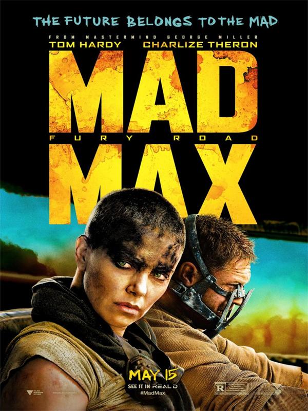 MAD MAX: FURY ROAD, credit Warner Bros.