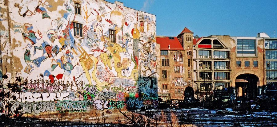 Tacheles Rückseite, 2006, © Holger Jacobs