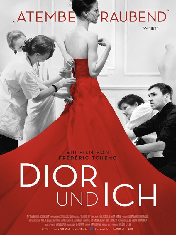 """""""Dior und ich"""" credit: NFP Filmverleih"""