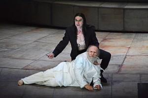 """Doch Faust will Jugend, """"Faust"""" - Charles Gounod - Deutsche Oper Berlin © Holger Jacobs"""