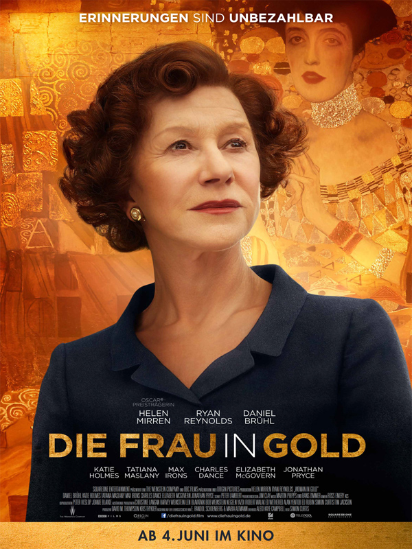 Die Frau in Gold © SquareOne Entertainment