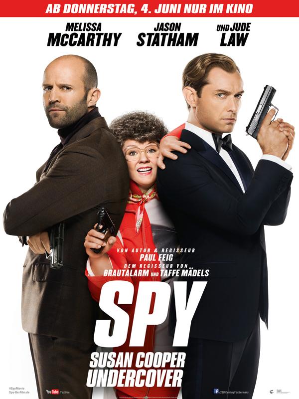Spy-Susan Cooper Undercover © © 2015 Twentieth Century Fox