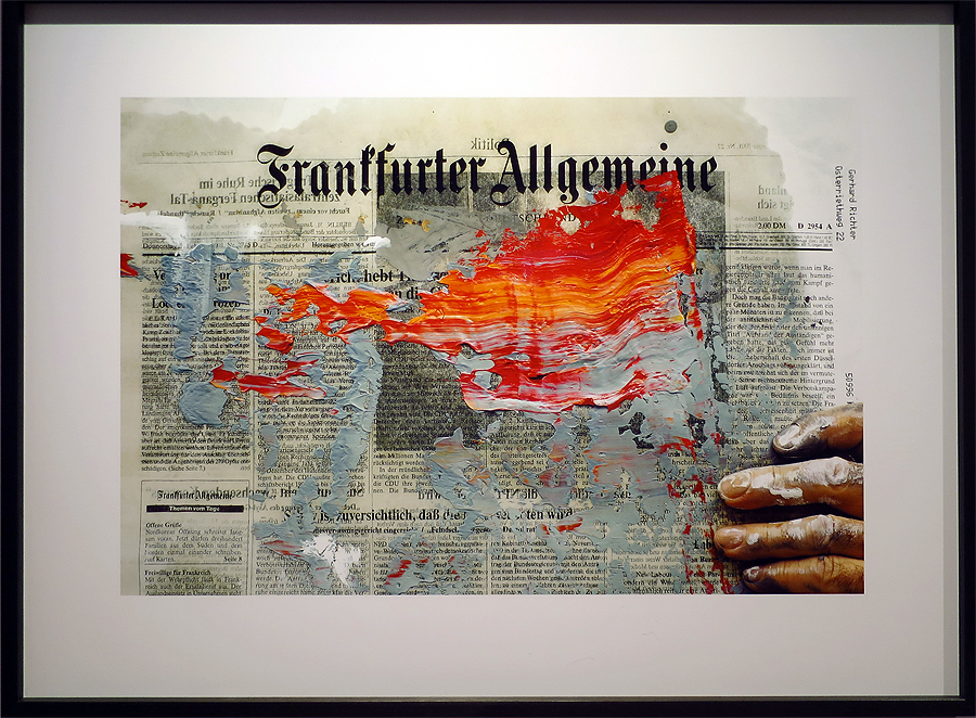 GERHARD RICHTER, MALER, KÖLN, DEUTSCHLAND, 2001 © Alfred Seiland /F.A.Z./ Courtesy Galerie Kicken, Berlin