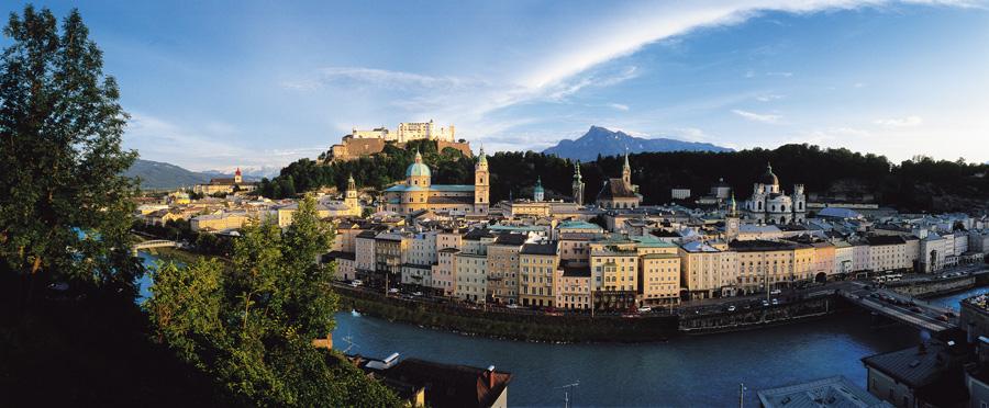 Salzburg © Salzburg Tourismus
