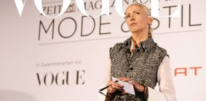 Christiane Arp, credit: ZEITmagazin Konferenz