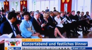 G7 Gipfel Berichterstattung auf N24
