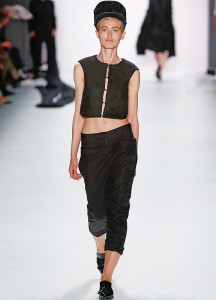 Esther Perbandt - S/S 2015 - credit: Mercedes-Benz Fashion Week Berlin