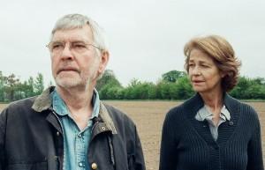 "Charlotte Rampling, Tom Courtnay, ""45 Years"" © Piffl Medien"