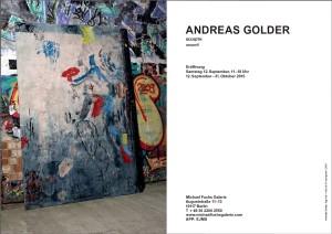 Galerie Michael Fuchs © Andreas Golder