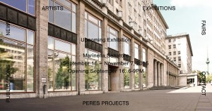 © Galerie Peres Project