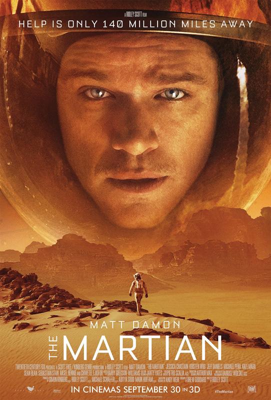 Der Marsianer - Matt Damon © Fox Deutschland 2015