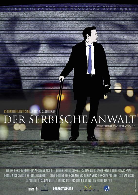 Der serbische Anwalt © Bernsteines Film 2015