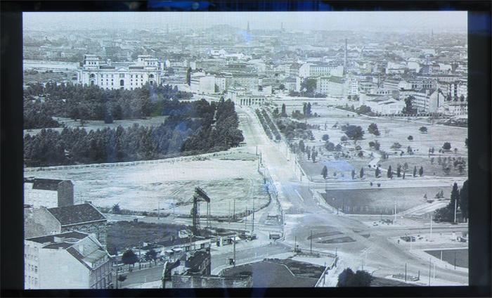 Potsdamer Platz 1989