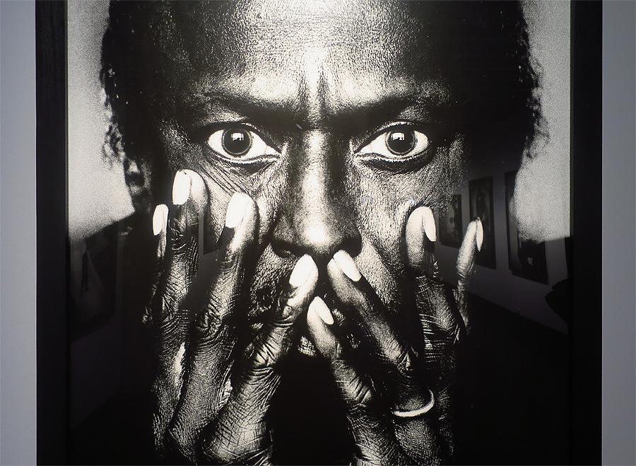 Miles Davis, Montreal, 1985, © Anton Corbijn, C/O Galerie 2015