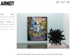 Galerie Arndt November 2015