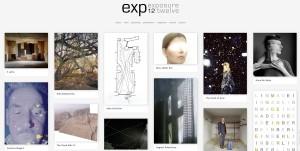 Galerie EXP November 2015