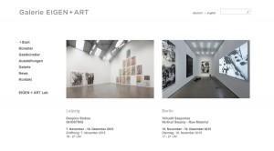 Galerie Eigen Art November 2015
