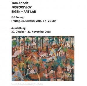 Galerie Eigen Art Lab November 2015