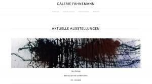 Galerie Fahnemann November 2015
