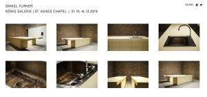 Galerie König - November 2015
