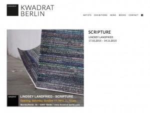 Galerie Kwadrat - November 2015
