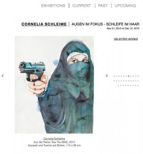 Galerie Michael Schultz - November 2015