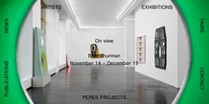 Galerie Peres Projects - November 2015