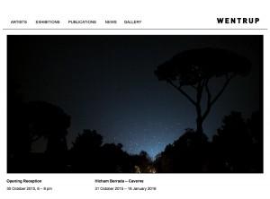Galerie Wentrup - November 2015