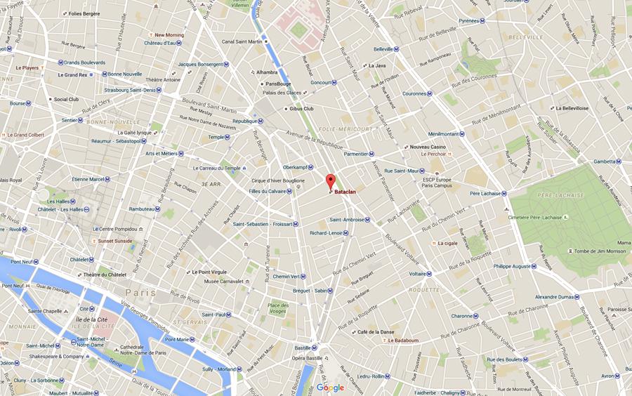 Le-Bataclan-Google-maps-900 | Kultur24 Berlin
