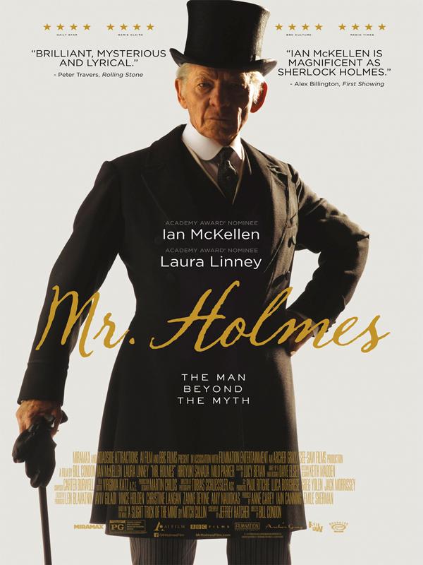 Mr. Holmes, © Alamode Film