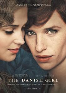 The Danish Girl - Eddie Redmayne, Alicia Vikander © Universal Pictures Germany