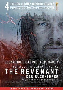 The Revenant - Leonardo DiCaprio - Twentieth Century Fox Germany