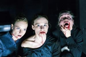Hexenjagd - Arhuer Miller - Residenztheater München, Foto: Dashuber