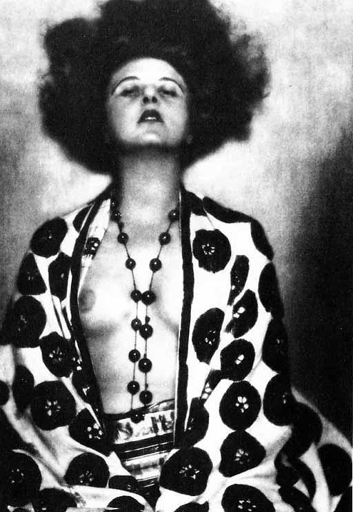 Anita Berber @ Madame d'Ora, Wien 1922