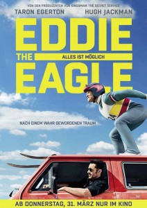 Eddie the Eagle © Twentieth-Century-Fox