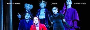 """""""Faust I + II"""", Berliner Ensemble © Holger Jacobs"""