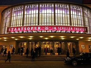 Staatsoper im Schillertheater © Holger Jacobs