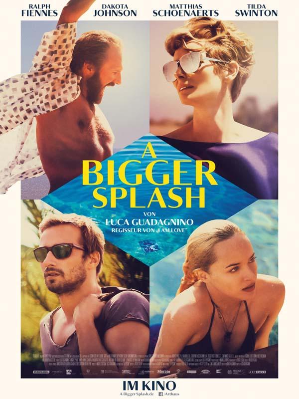 A Bigger Splash -© StudioCanal Deutschland