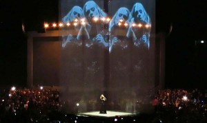 Adele Tour 2016 Berlin - Mercedes-Benz-Arena © Felicitas von Anhalt