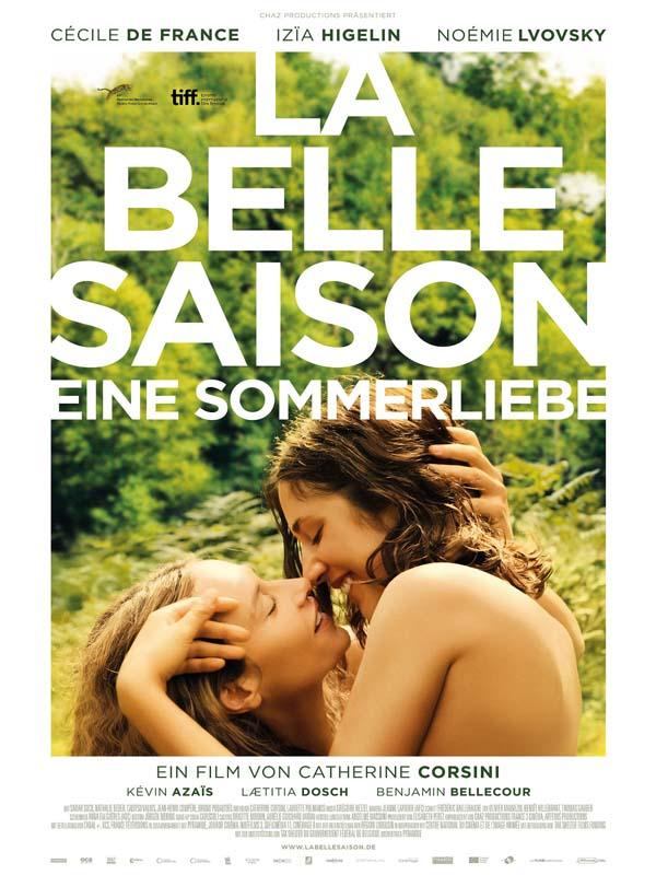 Cécile de France und Izia Higelin, La Belle Saison © Alamode Film