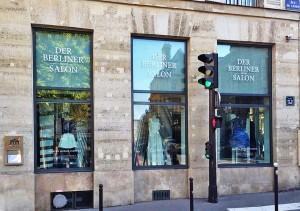 Der Berliner Mode Salon zu Gast im Goethe Institut Paris © Berliner Mode Salon