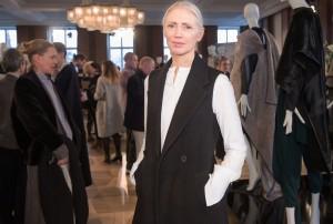 Christiane Arp, Mercedes-Benz Fashion Week Berlin Autumn/Winter 2016, Der Berliner Mode Salon im Kronprinzenpalais in Berlin am 20.01.2016Foto: Nass / Brauer Photos fuer Mercedes-Benz