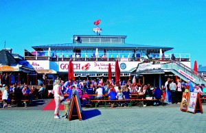 Restaurant Gosch in List/ Sylt © Gosch