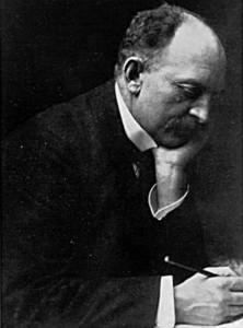 Emil Nolde, 1929, Foto: Minga Diez-Dührkopp