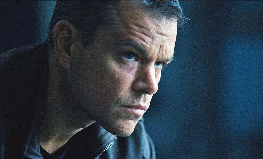 Jason Bourne Matt Damon © Universal Pictures