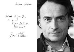 Giovanni di Lorenzo, Chefredakteur der ZEIT, kommt am 15.11.2016 zum Literaturwochenende © Holger Jacobs