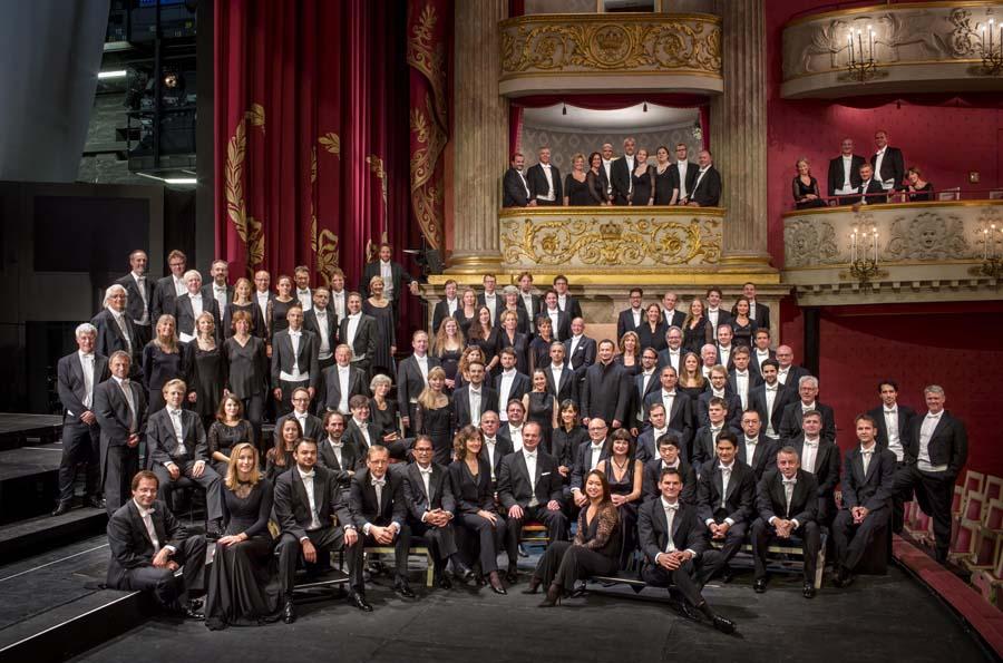 Bayerisches Staatsorchestern @ Bayerische Staatsoper