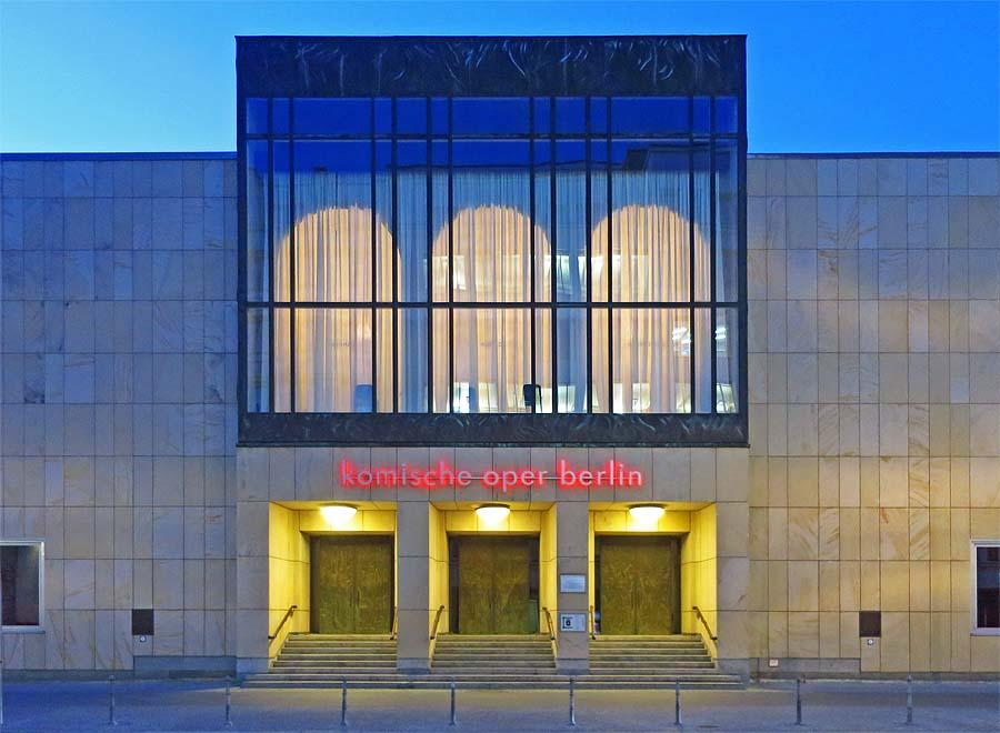 Komische Oper Berlin © Holger Jacobs
