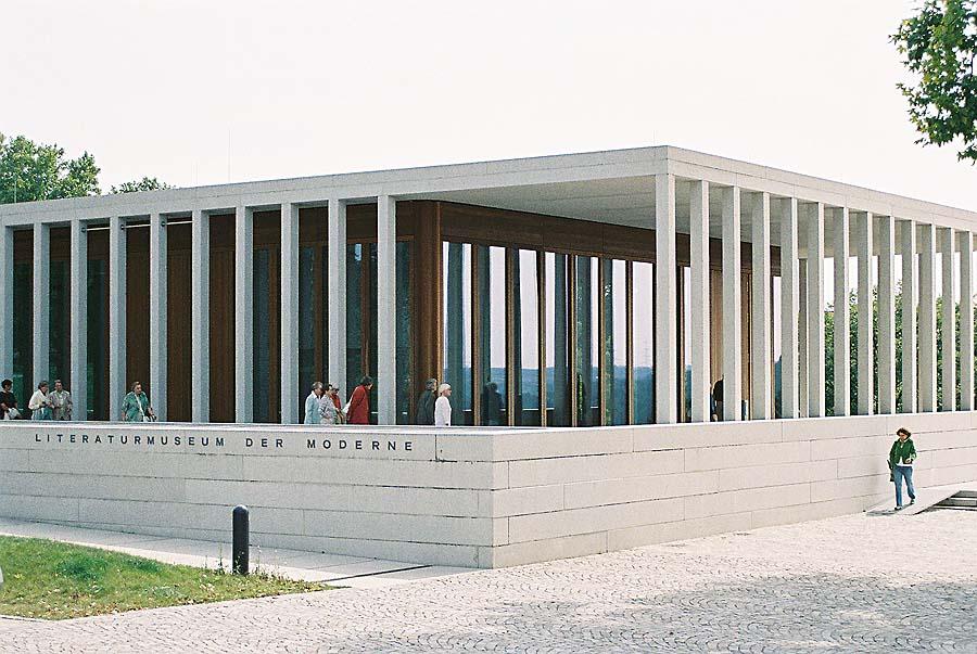 """David Chipperfield, Architekt vom """"Das Literaturmuseum in Marl"""""""
